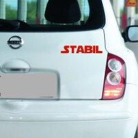 Autoaufkleber Stabil Schriftzug Aufkleber Sticker Gym Fitness