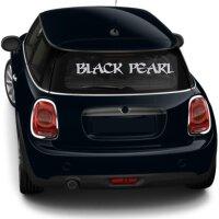 Black Pearl Autoaufkleber