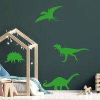 Aufkleber Dinosaurier Set