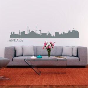 Wandtattoo Skyline Ankara
