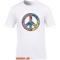 T-Shirt Peace Zeichen