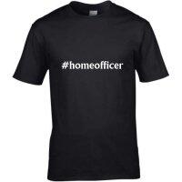 T-Shirt & #homeofficer