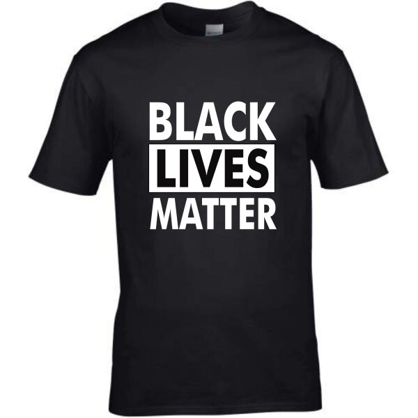 T-Shirt Black Lives Matter USA