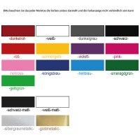 Autoaufkleber ,Hashtag mit Wunschtext  , Sticker , Auto Tuning ,in div Farben.