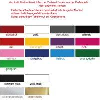 Autoaufkleber Namen Aufkleberl<br>Wunschnamen Auto Aufkleber